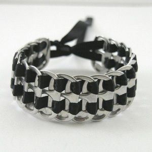 Jewelry - NEW up-cycled Bracelet